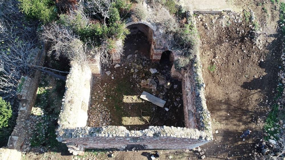 Bursa'da tarihi Aya Yani Kilisesi definecilerin hedefi oldu - 3