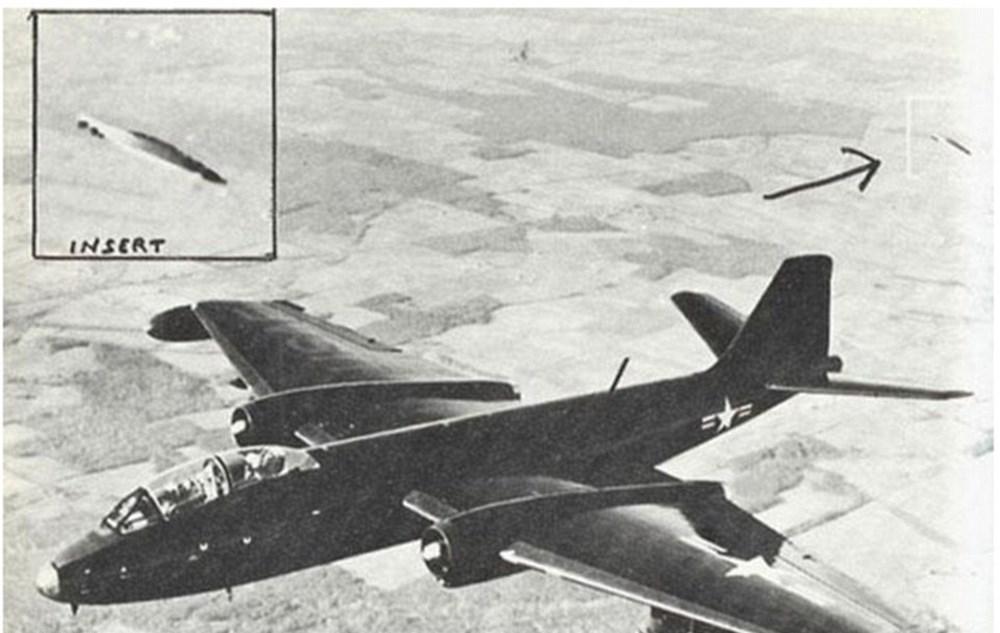 Pentagon'dan 'UFO' raporu (Savaş pilotunun çektiği fotoğraf sızdı) - 11