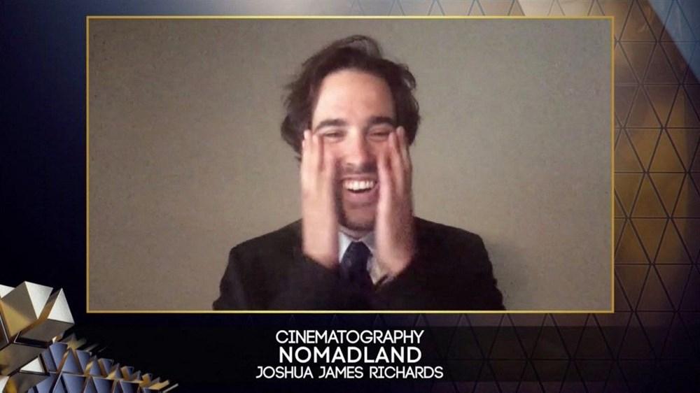 """Ən yaxşı operator işi - Joshua James Richards, """"Nomadland"""""""