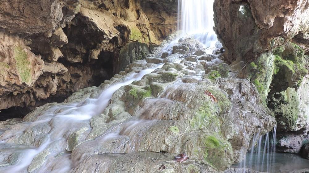 Denizli'de 2 milyon yıllık 'Yeraltındaki gizli Pamukkale' Kaklık Mağarası şifa dağıtıyor - 2