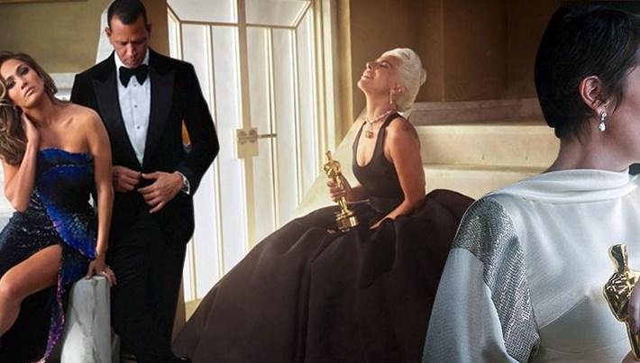 Vanity Fair'in özel Oscar portreleri