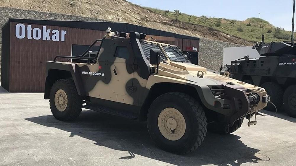 Dijital birliğin robot askeri Barkan göreve hazırlanıyor (Türkiye'nin yeni nesil yerli silahları) - 225
