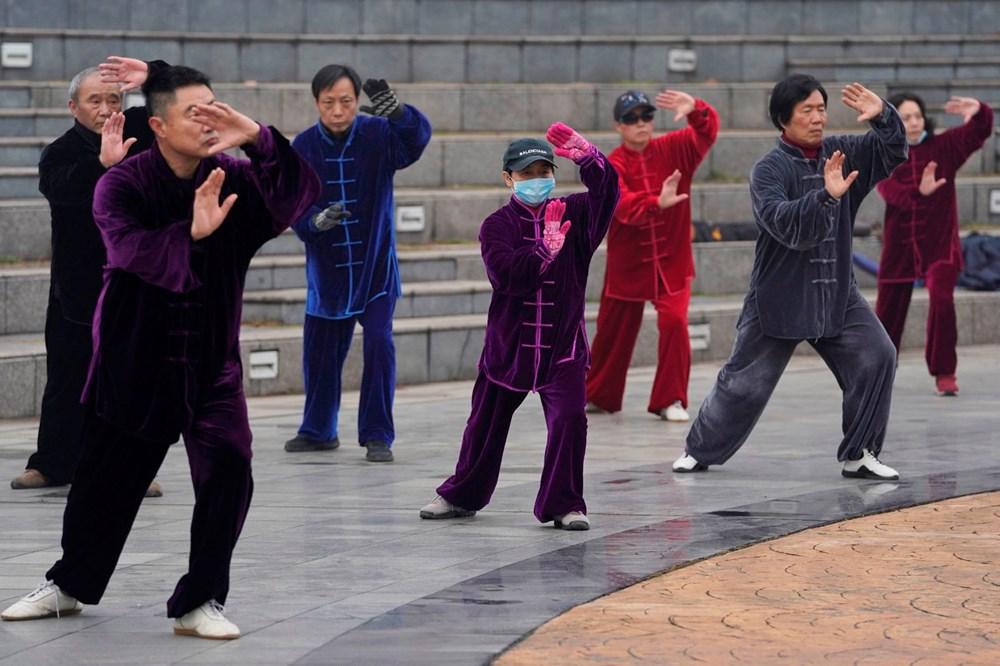 Wuhan'da salgından eser yok: Sıkı karantinanın yıldönümü - 15