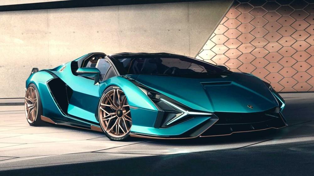 Lamborghini Sion Roadster tanıtıldı (Sadece 19 adet üretilecek) - 8