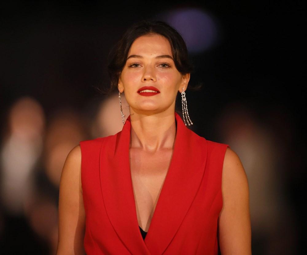 Altın Portakal Film Festivali kırmızı halı geçişiyle başladı - 11