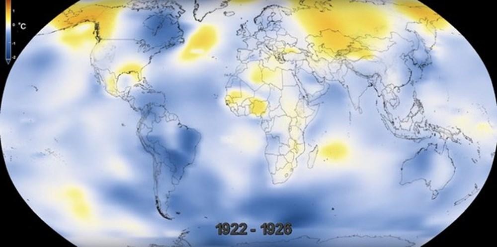 Dünya 'ölümcül' zirveye yaklaşıyor (Bilim insanları tarih verdi) - 51