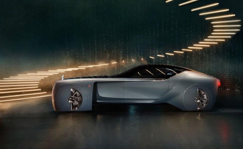 Rolls-Royce'un ilk elektrikli otomobili: İsmi açıklandı - 3