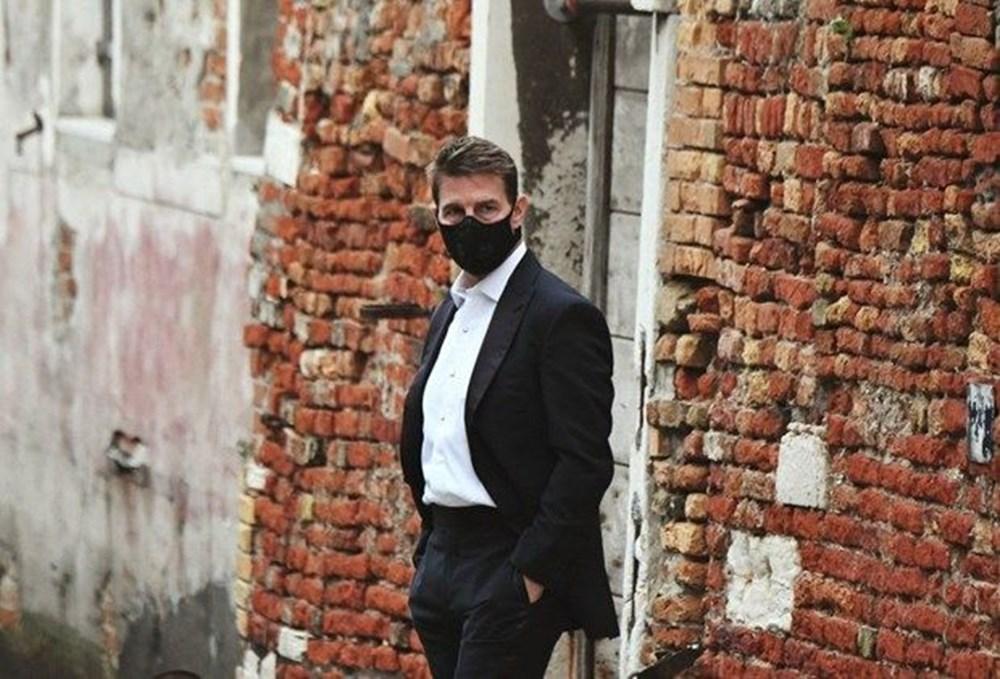 Tom Cruise, Görevimiz Tehlike setinden sızan ses kayıtlarıyla ilgili sessizliğini bozdu - 5