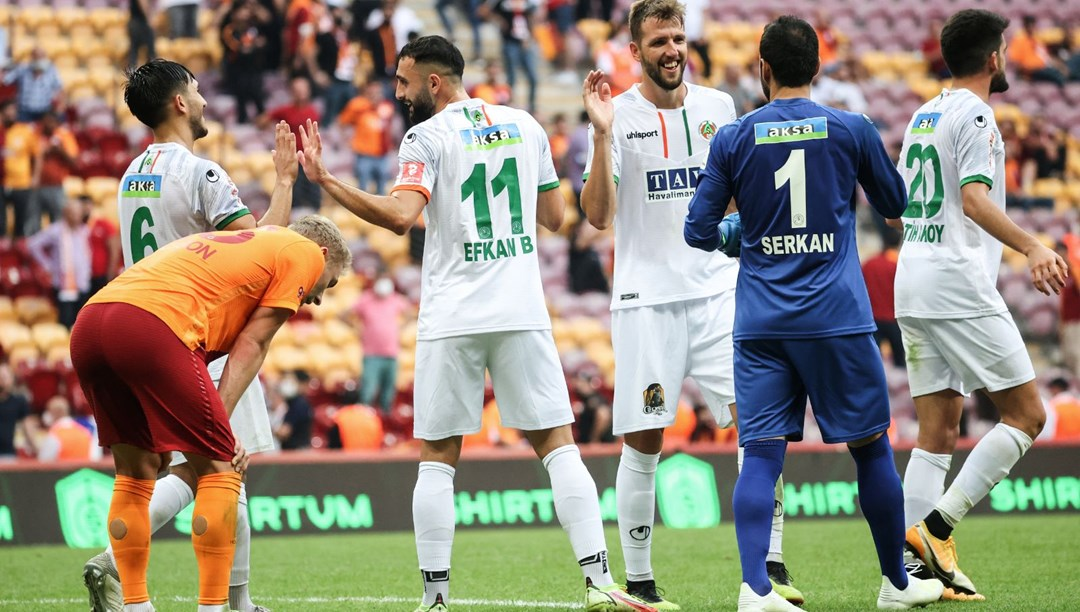 Galatasaray kendi evinde Alanyaspor'a yenildi: Maçtan notlar ve kareler   NTV