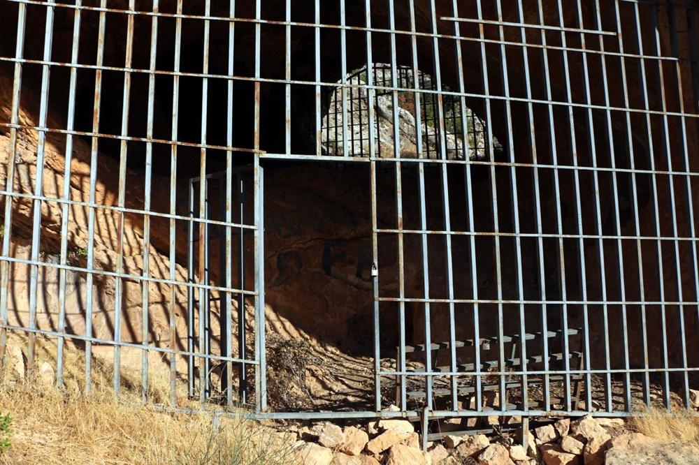 Palanlı Mağarası defineciler tarafından tahrip edildi - 10