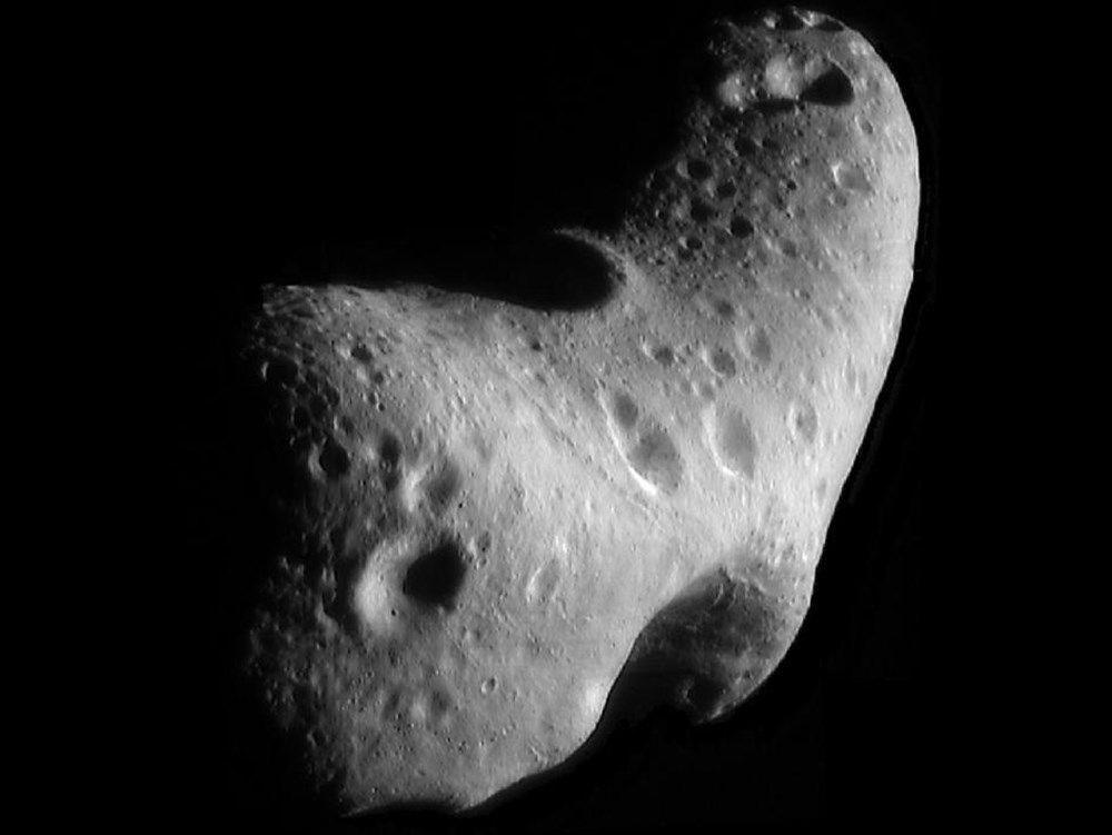 Dünya'ya yaklaşan kuyruklu yıldız astronotlar tarafından görüntülendi - 6