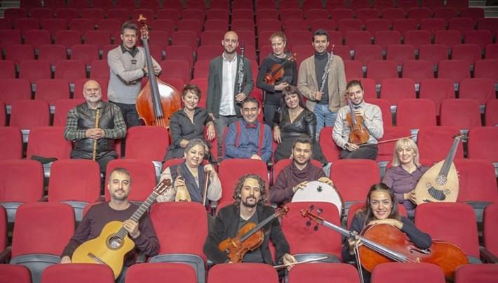 """Antalya Devlet Opera ve Balesi'nden """"Barok Müzikten Türk Müziğine"""" konseri"""