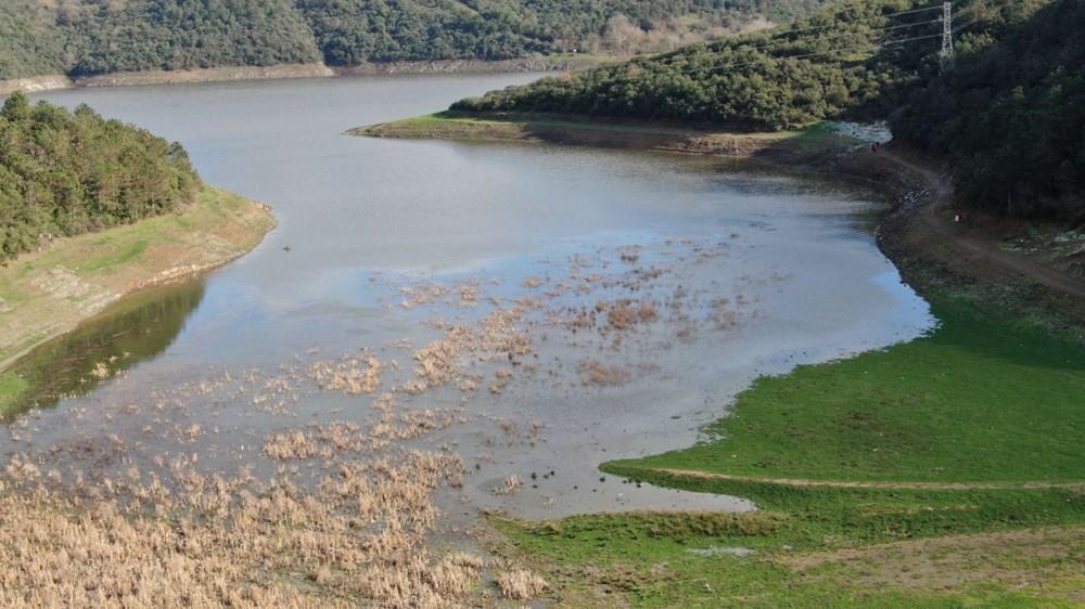 İstanbul barajlarında son durum: Doluluk oranı 28.66'ya ulaştı - 13