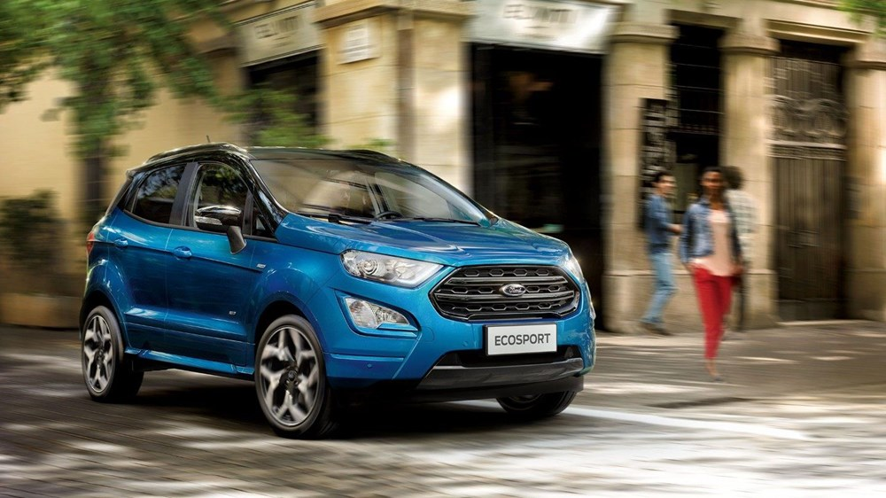 <p>Ford EcoSportStyle SUV 1.0L EcoBoost 125PS 6 İleri Otomatik Benzin</p> <p>Kampanyalı fiyat164.200 TL</p>