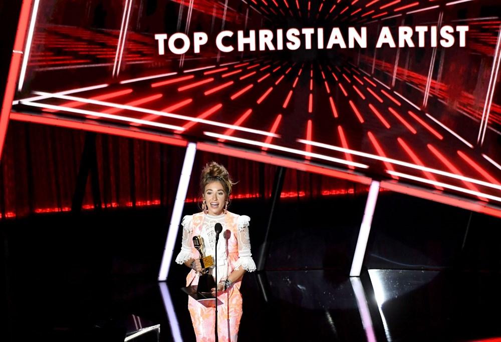 2020 Billboard Müzik Ödülleri sahiplerini buldu - 10
