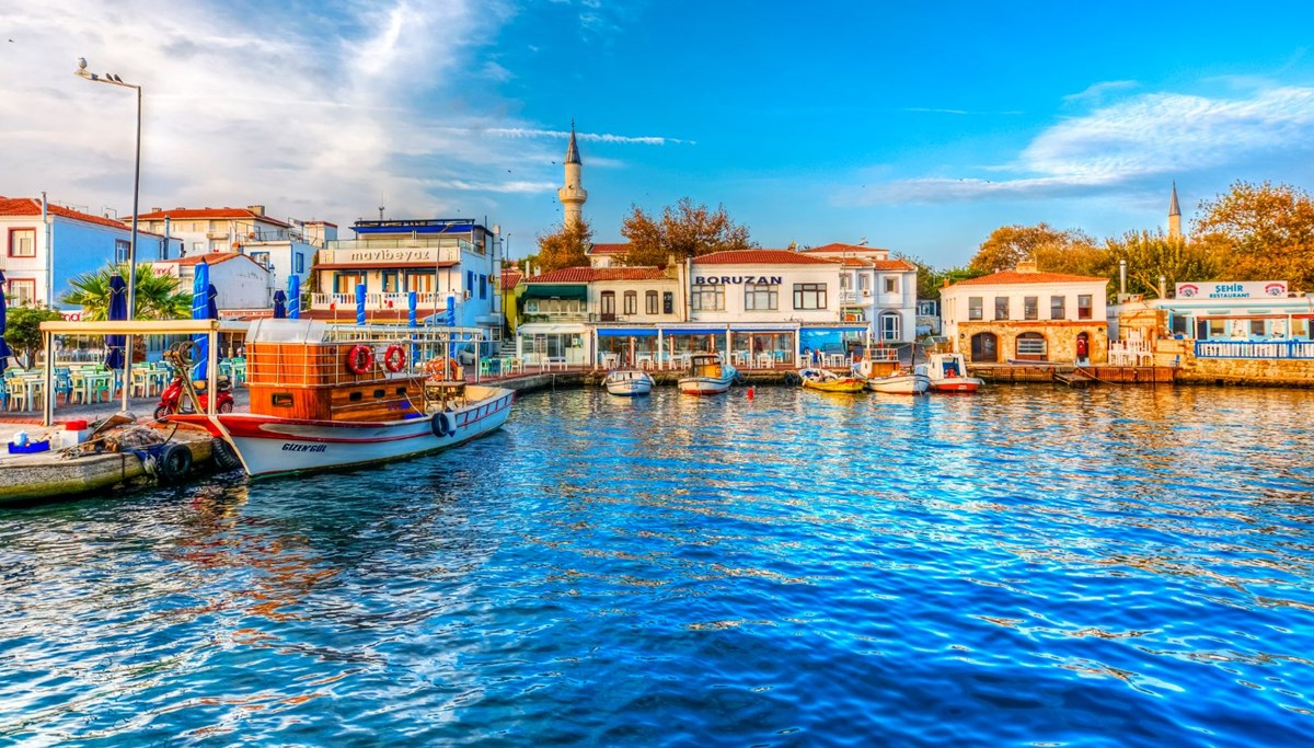 Turkey's tourism paradise in the eyes of the British BBC writer Bozcaada