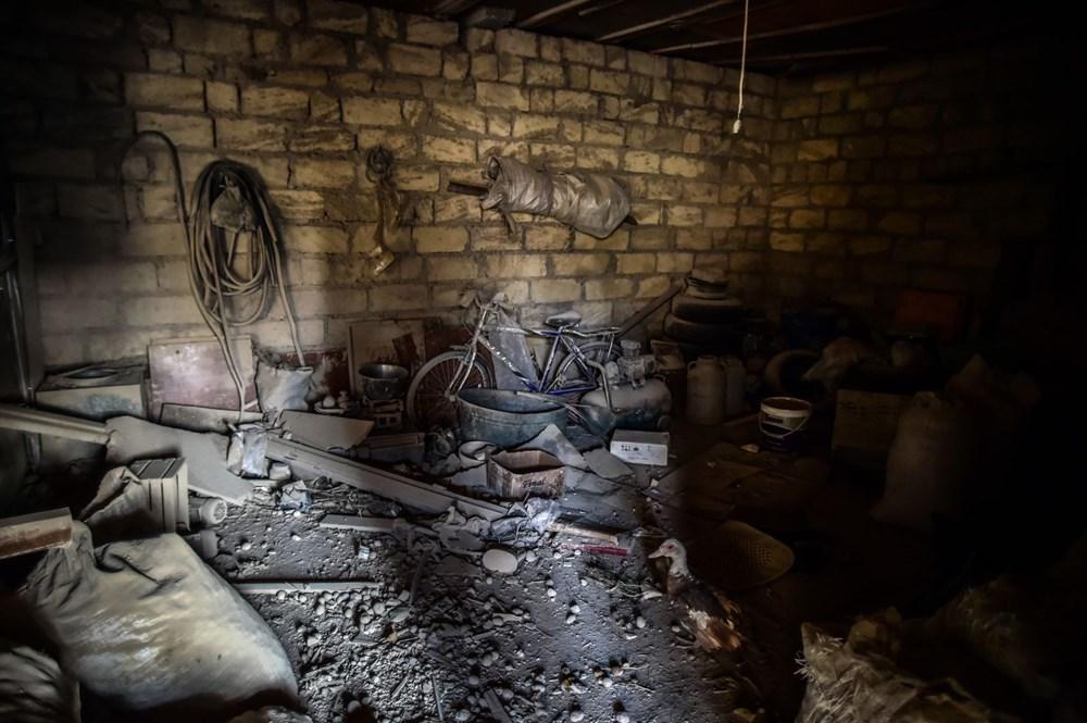 Ermenistan'ın Gence'ye füze saldırısının şiddeti gün ağarınca ortaya çıktı - 20