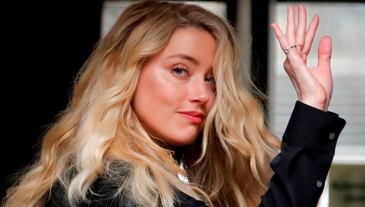 Amber Heard 50 milyon dolarlık davanın reddini istedi
