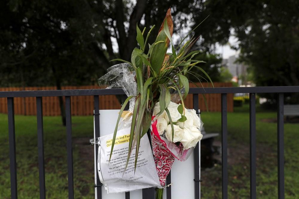 Bir aile yok oldu: Miami'deki çöken binada hayatını kaybedenler için ilk cenaze töreni düzenlendi - 9