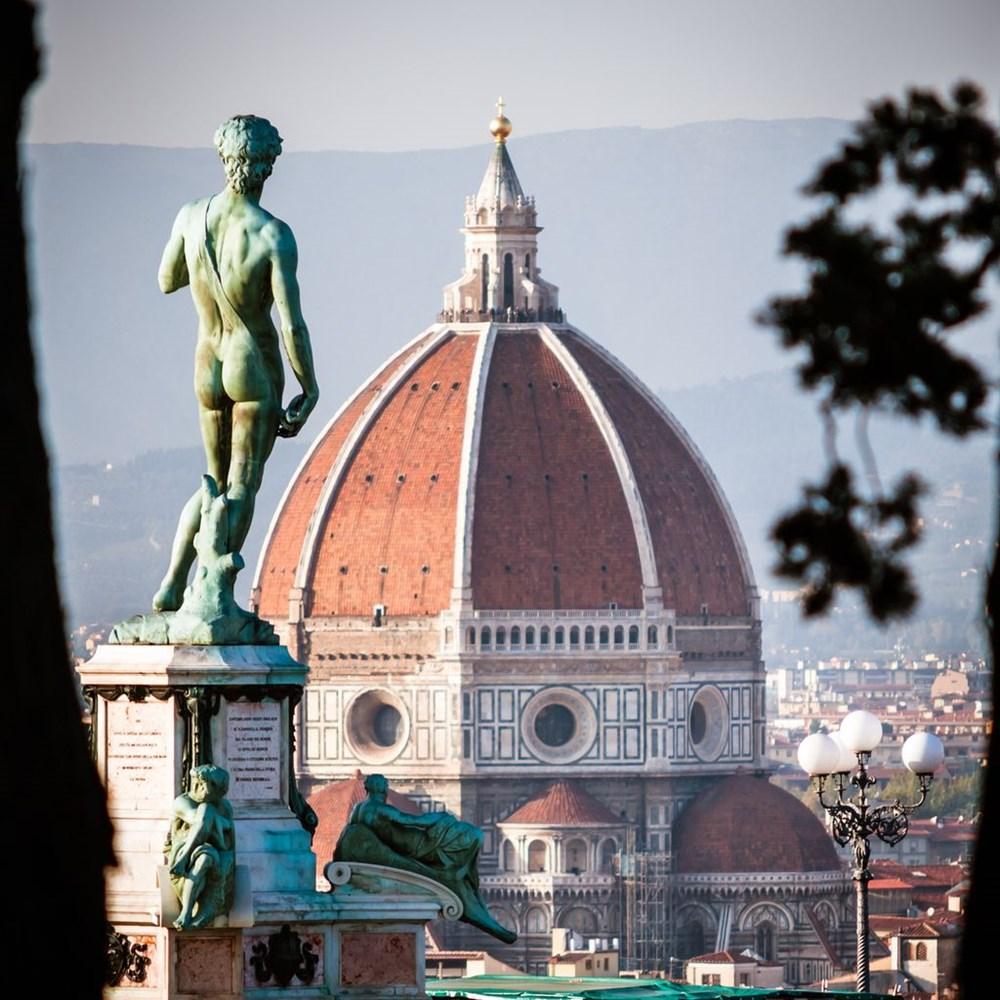 500 yıllık heykelde bulunan parmak izi Michelangelo'ya ait olabilir - 4