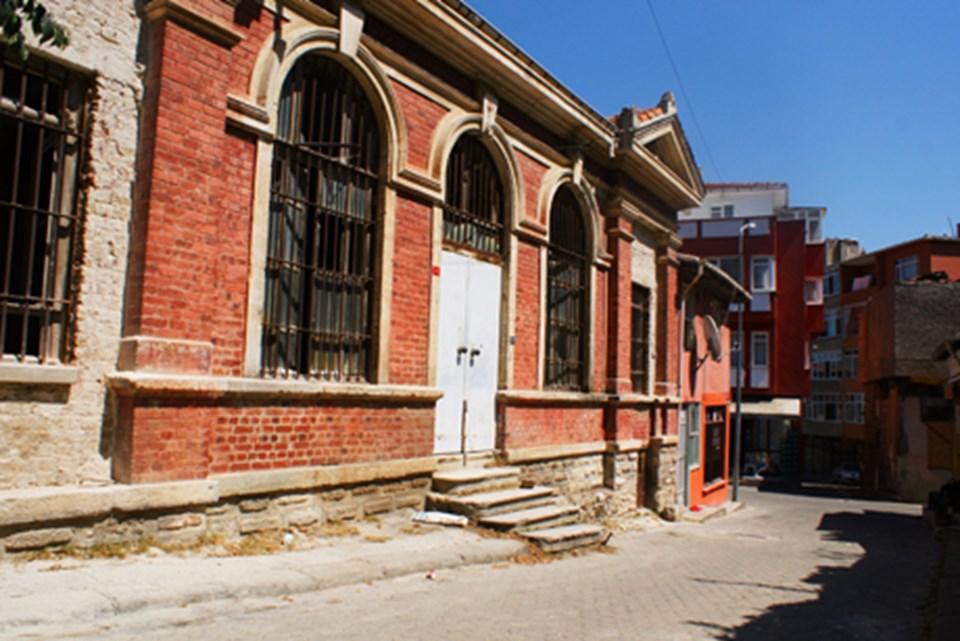 Müze ile birlikte Kaleiçi Mahallesi'nin çehresi de değişecek.