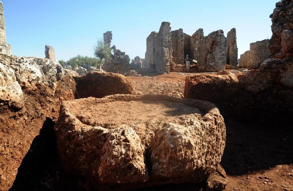 Lyrboton Kome Antik Kenti, Arkeopark oluyor - 3