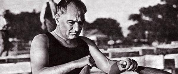 Atatürk'ün spora ve sporcuya verdiği önem