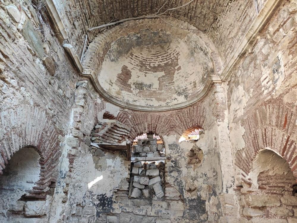 Bursa'da tarihi Aya Yani Kilisesi definecilerin hedefi oldu - 4