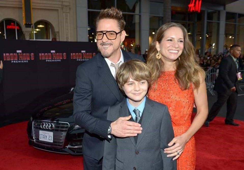 Robert Downey Jr ve eşi Susan Downey 11 yıllık evli.
