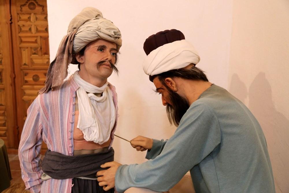 Osmanlı'nın akıl hastanesi müze oldu - 4