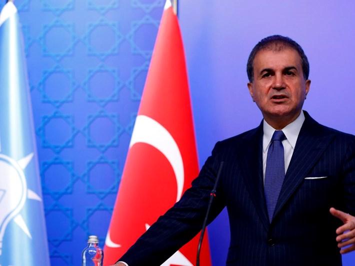 AK Parti Sözcüsü Çelik: İnsanlık ve ırkçılık aynı yerde olmaz