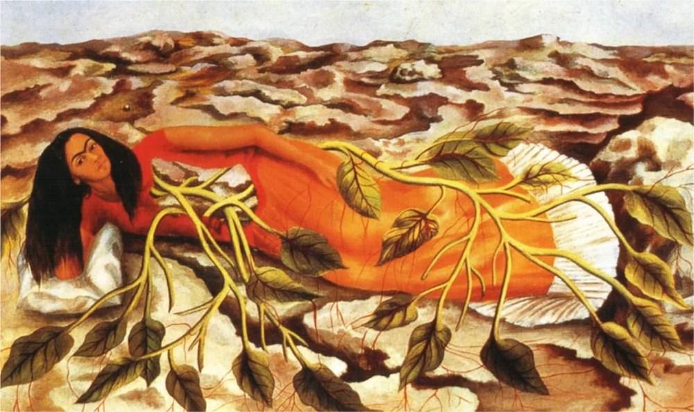 Ressam Frida Kahlo kimdir? (Tahta Bacak Frida Kahlo'nun hayatı) - 14