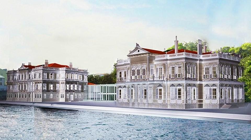 THY'nin ikram şirketi DO&CO anlaşmasıyla devraldığı Boğaz'daki tarihi Fehime Sultan ve Halime Sultan yalıları da lüks otel projesiyle birlikte satışta.