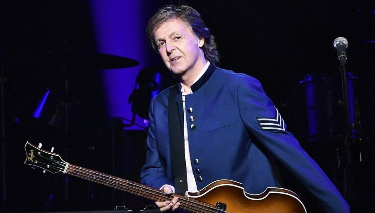 Paul McCartney'den otoportre kitabı