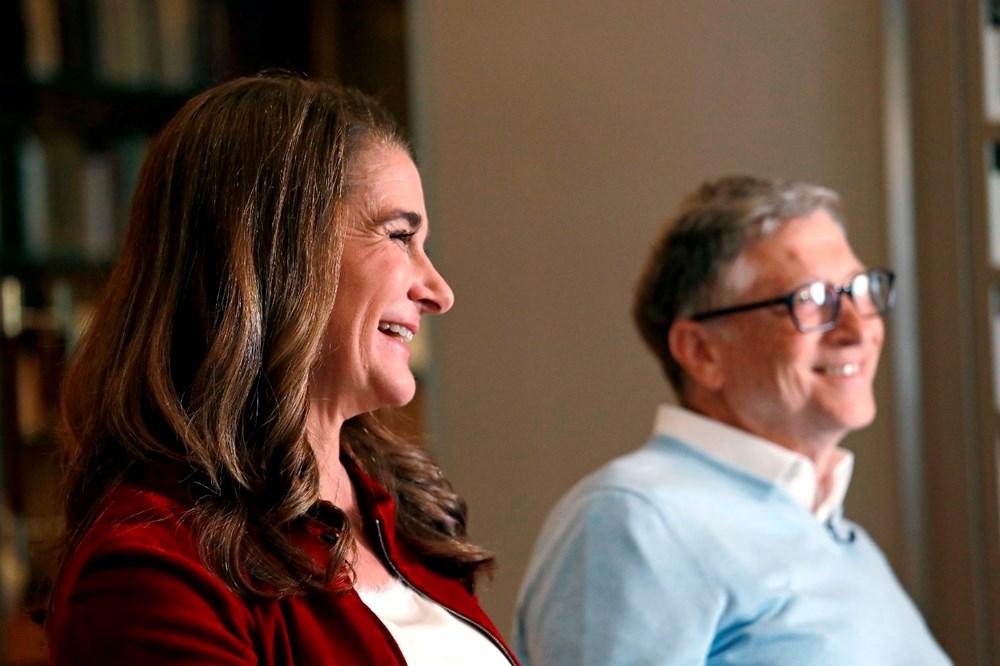 Bill Gates'in boşandığı eşine verdiği para 3 milyar doları geçti - 4
