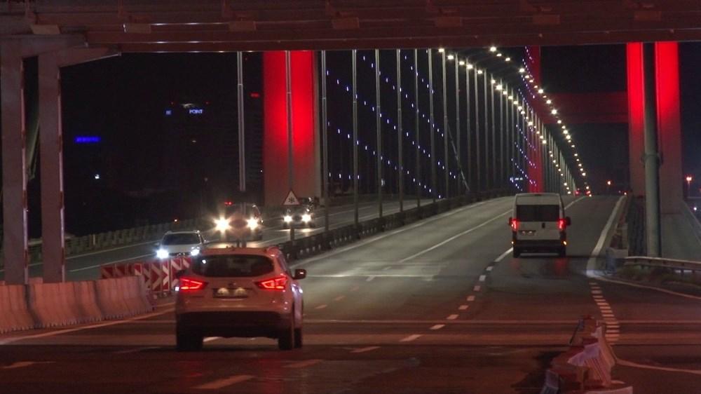 İstanbul'da sokağa çıkma kısıtlamasının ardından hayat normale döndü - 14
