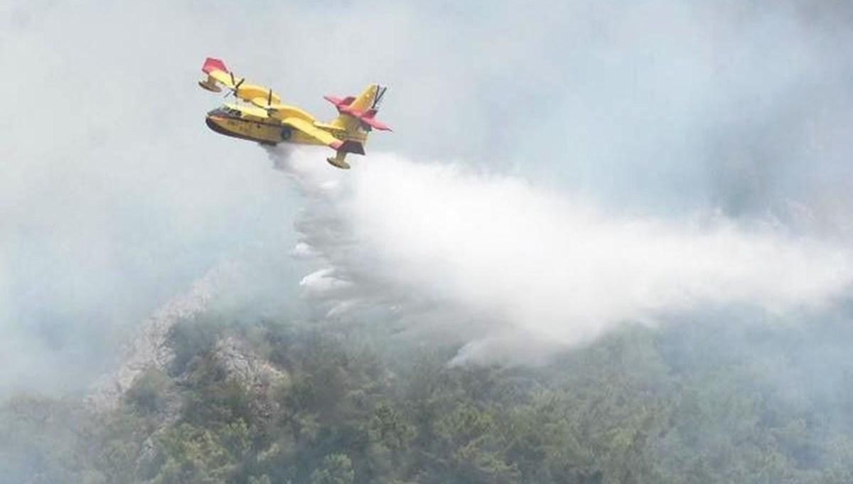 Hangi ülkeler yangında Türkiye'ye hava desteği veriyor