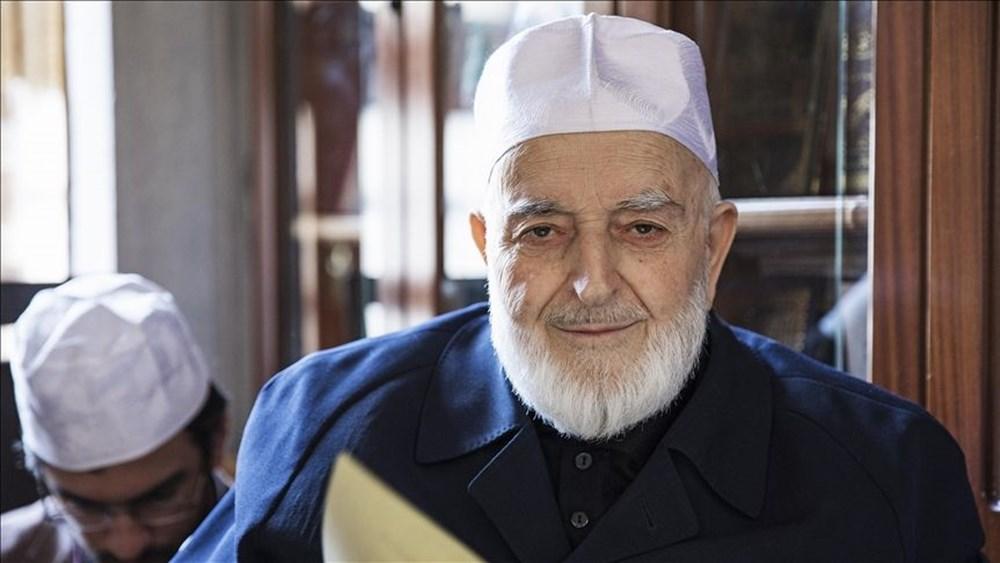 Hadis alimi Muhammed Emin Saraç son yolculuğuna uğurlandı - 6