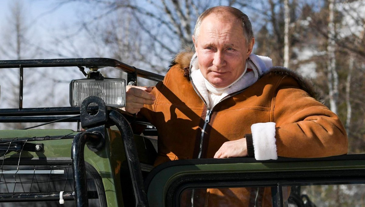 Vladimir Putin named Russia's sexiest man by far the winner