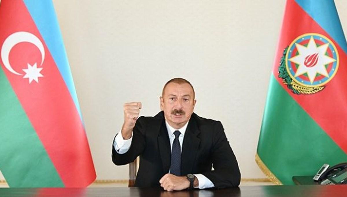 SON DAKİKA HABERİ:Azerbaycan ordusu 21 köy ve 1 kasabayı işgalden kurtardı