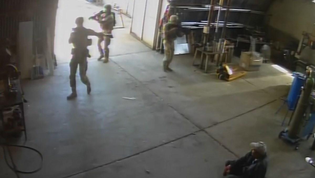 ABD askerleri 'yanlışlıkla' ayçiçek fabrikasını bastı