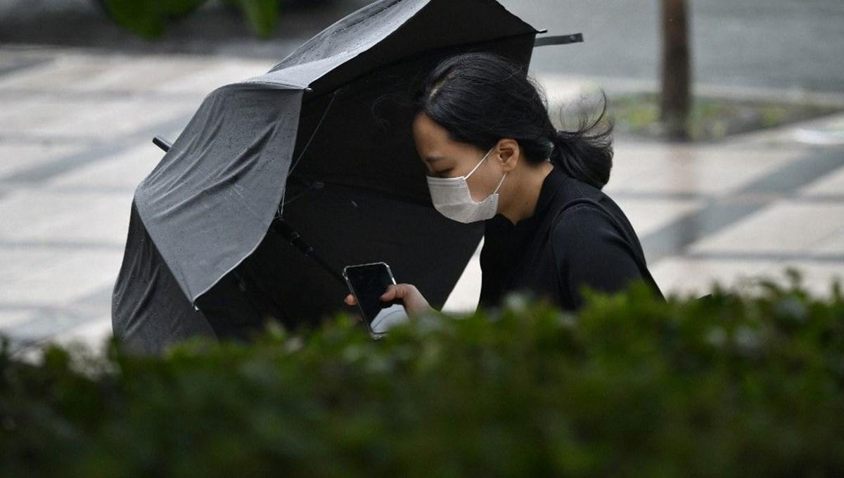 Bavi tayfunu Kore Yarımadası'nda hasara neden oldu