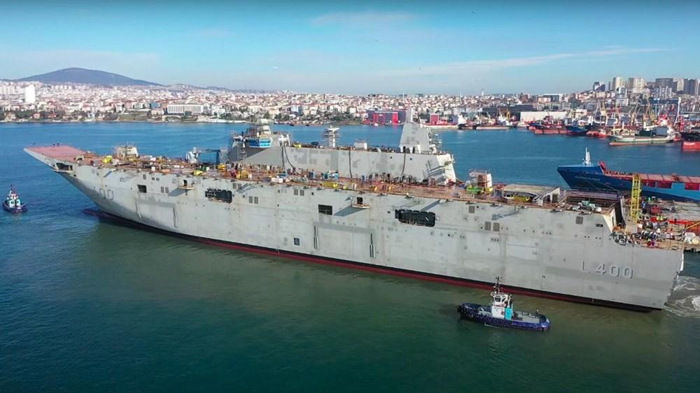 Türkiye'nin en büyük savaş gemisi ASELSAN ile görecek (Türkiye'nin yeni nesil yerli silahları) - 2