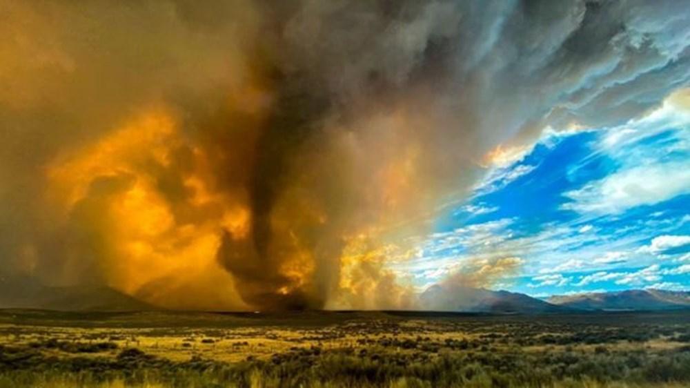 Küresel olarak yüzyılın en yüksek sıcaklığı kaydedildi: 54,4 santigrat derece - 8