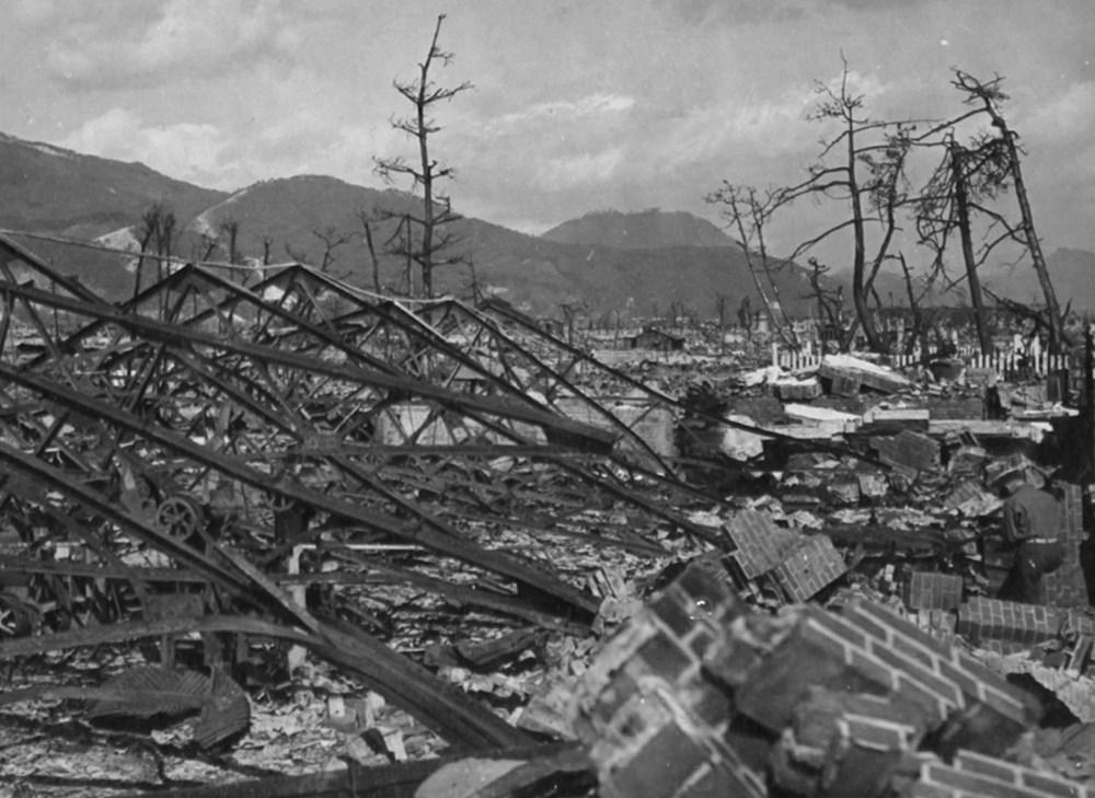 İnsanlığın kaybettiği yer: Hiroşima - 50
