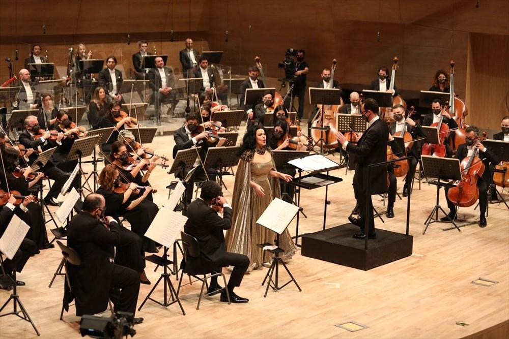 Cumhurbaşkanlığı Senfoni Orkestrası yeni bina açılış konseri - 35