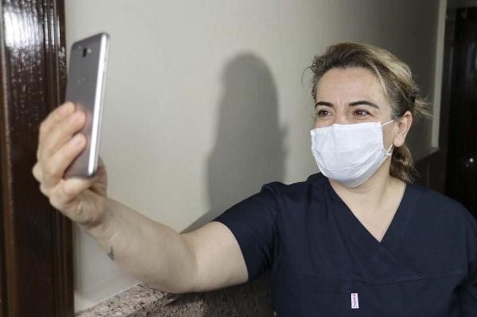 Hemşire Kübra Gülşahin