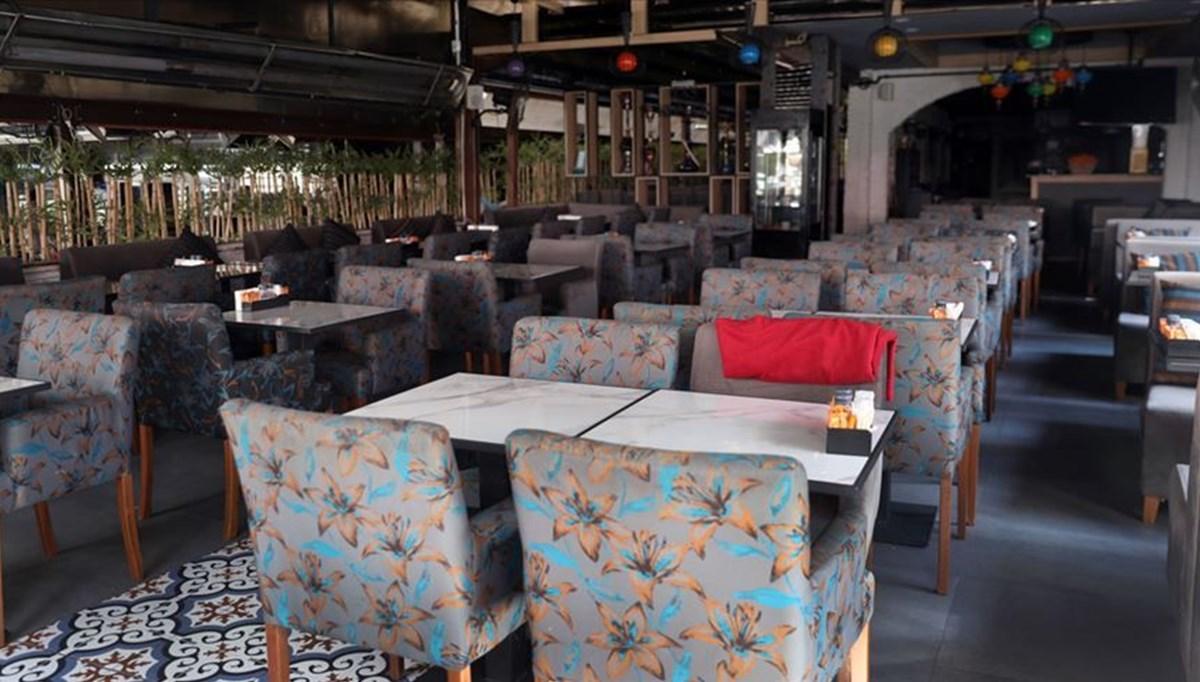 TÜRES'ten normalleşme açıklaması: Restoranların açık alanları hizmet verebilmeli
