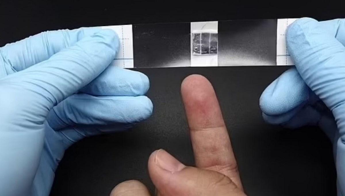 İnsan terinden elektrik üreten cihaz: Telefonunuzu parmaklarınızla şarj edebileceksiniz