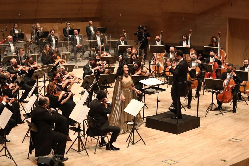 Cumhurbaşkanlığı Senfoni Orkestrası yeni bina açılış konseri - 11